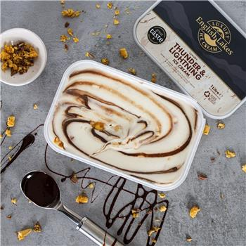 Thunder & Lightning Ice Cream (1L)