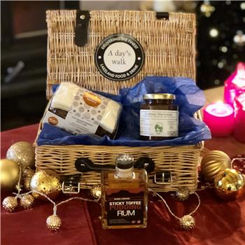Christmas Hamper 3 - Sticky Toffee Pudding Rum
