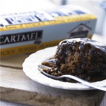 Cartmel Sticky Toffee Pudding (390g)