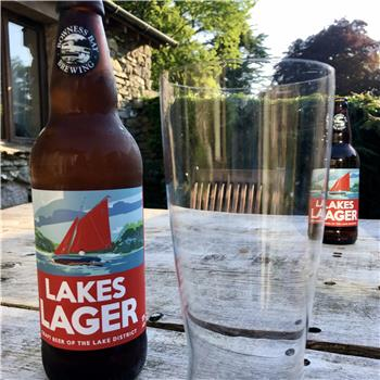 Lakes Lager (500ml)