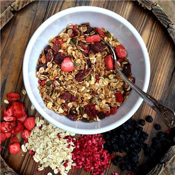 Artisan Muesli - The Berry Blast (500g)