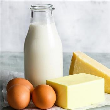 Organic Dairy, Eggs & Cheese