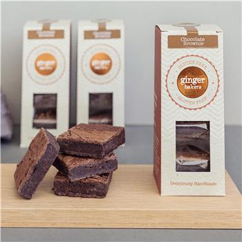 Chocolate Brownie – Gluten Free (160g)