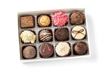 12 Chocolate Box Selection