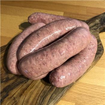 Cumbrian Wild Boar & Apple Sausage