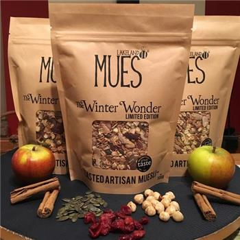 Artisan Muesli - The Winter Wonder, Ltd Edition (500g)