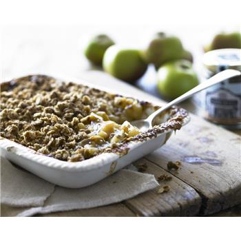 Sticky Toffee Apple Crumble (120g)